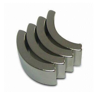 Nickel coating motor magnet