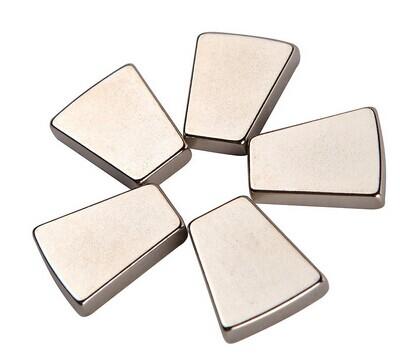 Neodymium trapezoid