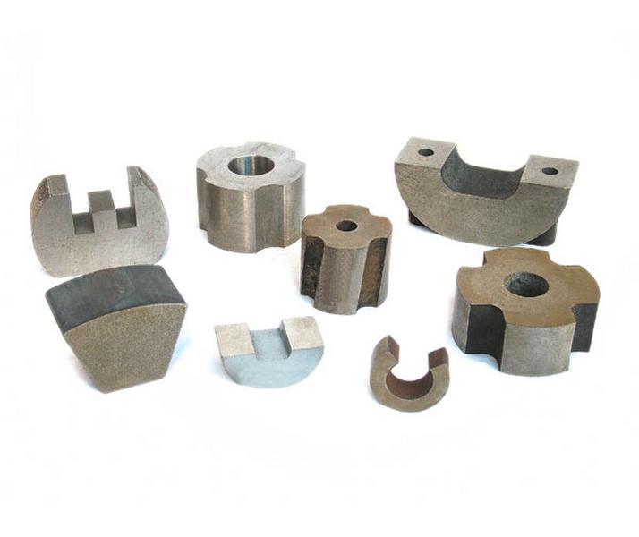 Alnico irregular magnet