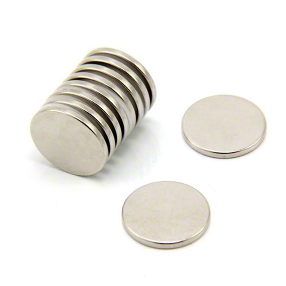 Thin speaker magnet