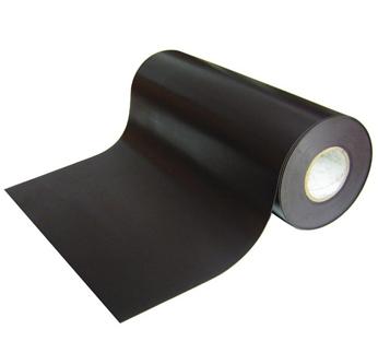 Rolls of flexible magnet sheet