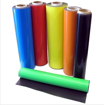 Soft rubber magnet