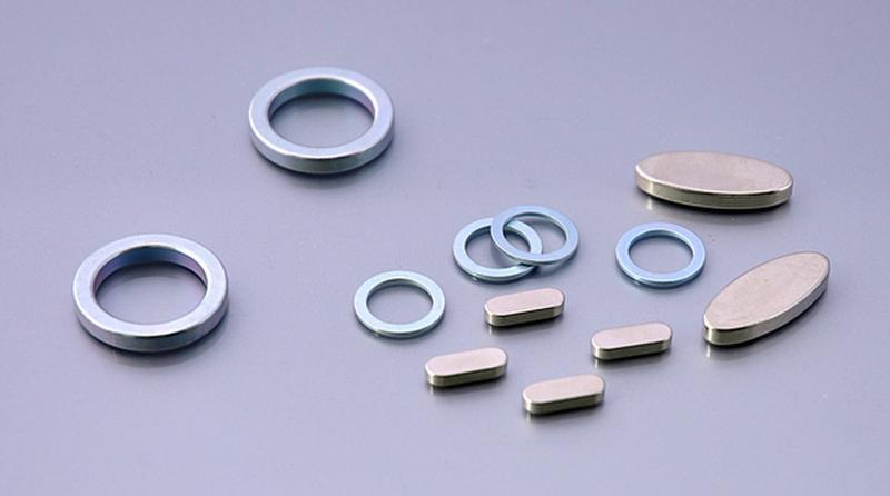 NdFeB irregular magnet